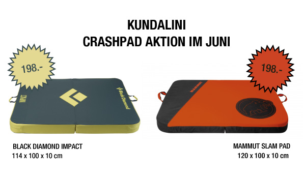 CRASH-PAD-AKTION