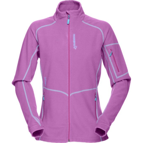 warm 1 jacket purple