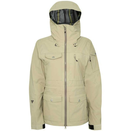 corpus jacket beige w front