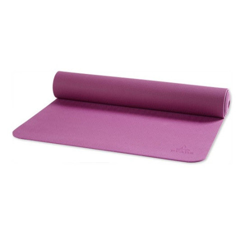 eco yoga mat true orchid