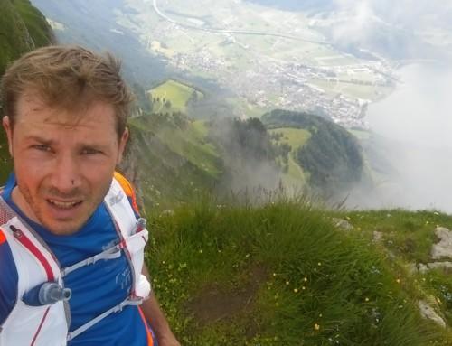 Trail Vorschlag über die Churfirsten von Walenstadt aus
