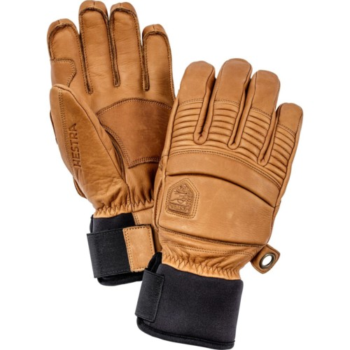 Leather fall line 5 finger
