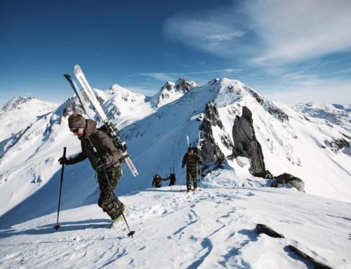 Skitourengeher vs. Wildschutz