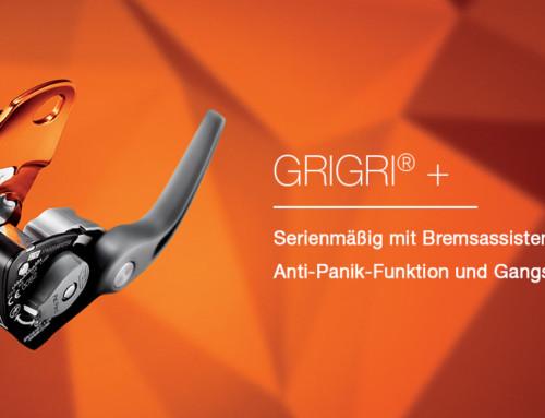 Das neue Grigri + (Grigri plus)