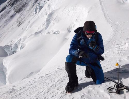 Kilian Jornet hat heute Nacht den Gipfel des Everest erreicht