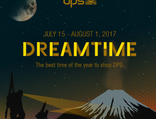DPS Dreamtime is on!