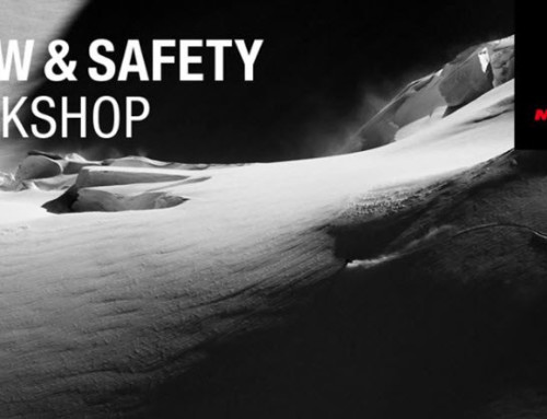 9. November Snow and Safety Workshop mit Mammut
