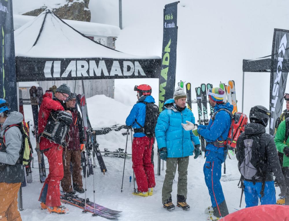 Skitest 2017: Die Bilder