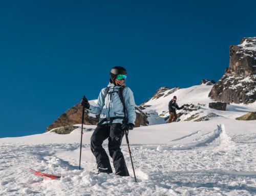 Transa und ich suchen in Zürich Mitarbeiter für die Ski Abteilung